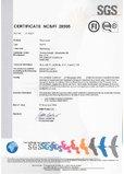 Сертификат Fimko TI-970